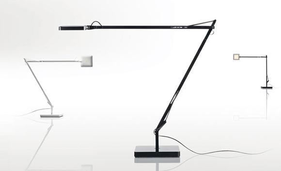 Eleganza e design con la lampada da tavolo kelvin led - Lampade da scrivania design ...