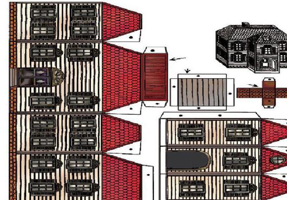 Case di cartone da costruire awesome case di cartone da for Modelli di case da costruire