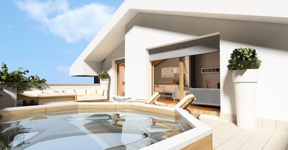 Vivere il terrazzo, consigli e trucchi per renderlo confortevole ...