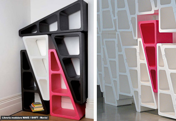 Awesome Librerie Componibili Modulari Pictures - harrop.us - harrop.us