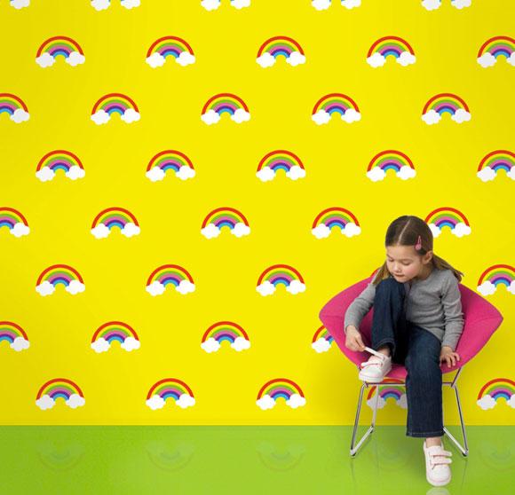 Adesivi da muro, buon divertimento bambini - Ferretticasa